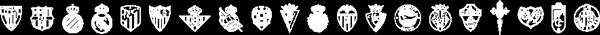 Logo equipos La Liga